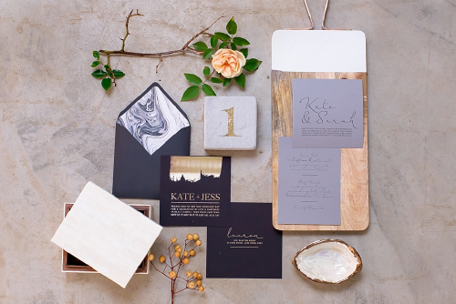 TAN & TEXTURES STYLED SHOOT